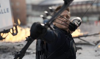 Exclusive Interview with Jeremy Renner & Elizabeth Olsen of Captain America: Civil War