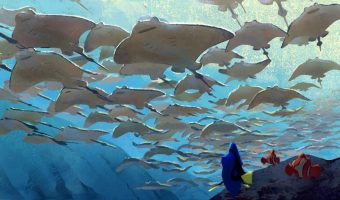 Finding Dory: Telling Dory's Story