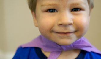 Host Your Own Cape Making Party {For a Cause!}
