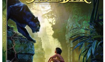 The Jungle Book is Now Available on Blu-ray!