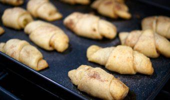Brown Sugar Cinnamon Apple Crescent Rolls Recipe