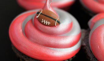 Team Spirit Cupcakes Recipe
