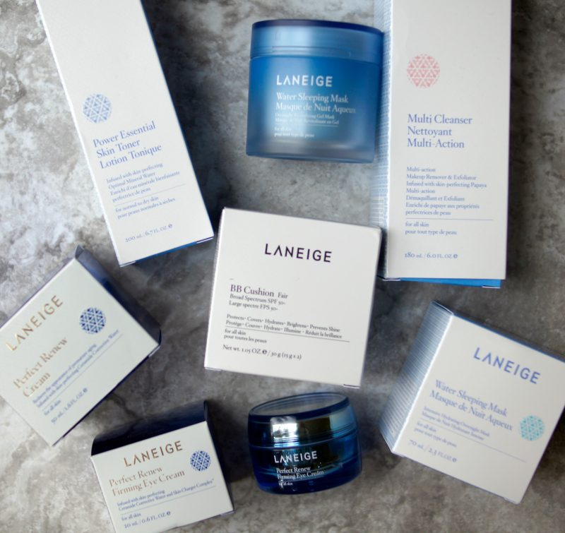 laneige-assortment
