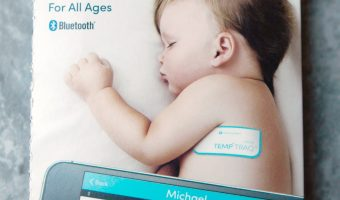 Easily Track Your Child's Temperature with TempTraq