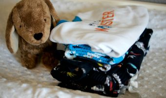 Give Warm Pajamas to Kids in Need on Giving Tuesday with Carter's and Pajama Program
