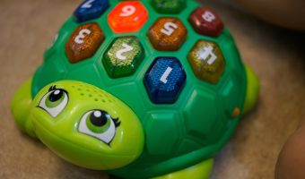 Holiday Gift Idea: Melody the Musical Turtle by LeapFrog