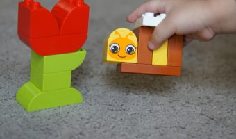 Building Our Imaginations with LEGO DUPLO Bricks