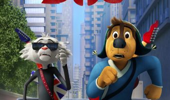 Rock Dog Is Coming to Theaters February 24th! {Giveaway!}