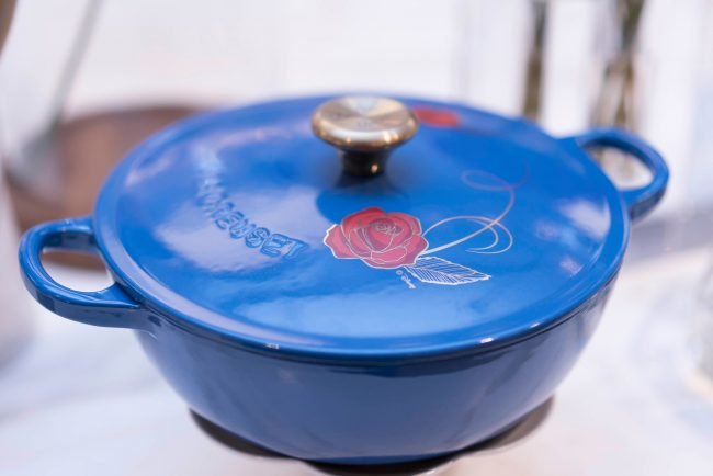 Celebrating Beauty And The Beast With Williams Sonoma