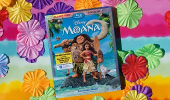 Moana is Now on Blu-ray!