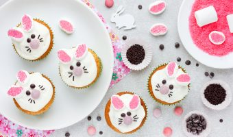 25 Cute Easter Cupcake Ideas
