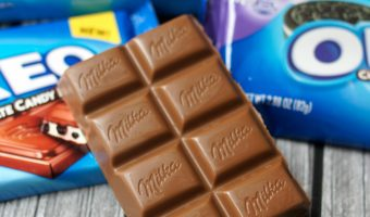 New Snack Alert: MILKA OREO Chocolate Candy Bars!