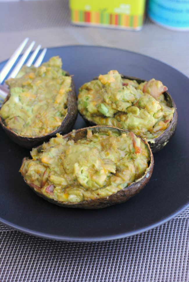I am obsessed with avocado- I could eat it for everything from breakfast to guacamole to dessert! This recipe is so easy to make and these Easy Baked Avocados make for a perfect snack or even dinner side dish. You can easily make this already healthy low-carb dish vegetarian or even vegan with just a few alterations.