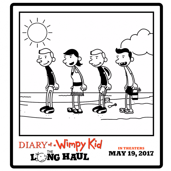 Diary Wimpy Actor 2017: Diary Of A Wimpy Kid: The Long Haul Is In Theaters Now
