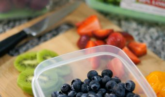 Keep Fruit Fresh Longer with Rubbermaid FreshWorks Produce Savers!