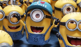 Despicable Me 3 Film Review {&Free Printable Activity Sheets!}