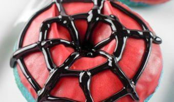Spider-Man Webslinger Donuts Recipe