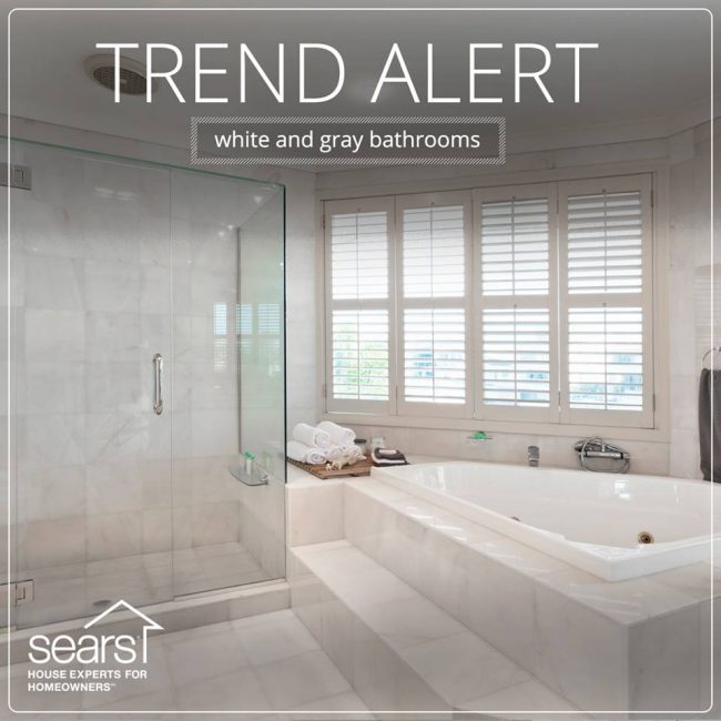 Remodel Bathroom Help remodel your bathroom with help from the sears home services