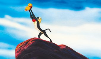 The Lion King Signature Collection Blu-ray is Here!