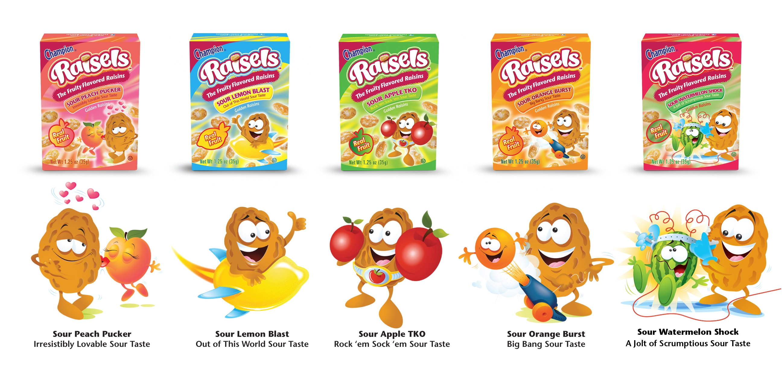 Review & Giveaway: Raisels!