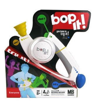 Review & Flash Giveaway: Bop It!