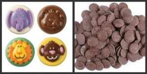 monkey Candy Covered Cookies Recipe Oreo, wilton cookie candy mold oreo zoo animals and candy melts