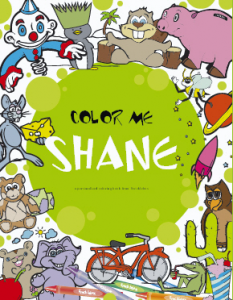 frecklebox coloring book