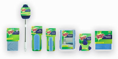 Review & Giveaway: Scotch-Brite Products!