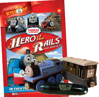 thomas the train kidtoons giveaway june 2011