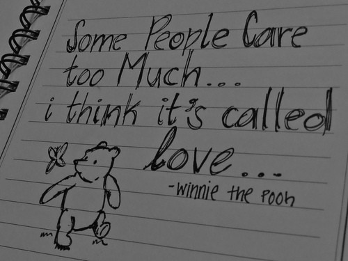 My Favorite Disney Quotes- Winnie the Pooh