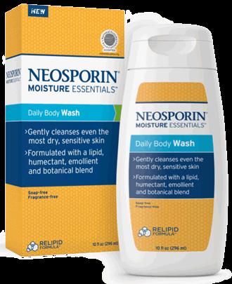 Get Healthier Skin Fast with Neosporin Essentials!