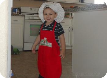 chef boyardee chef kid