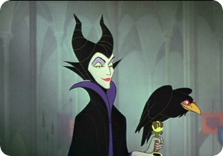 Maleficent sleeping beauty angelina jolie