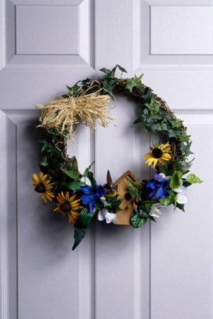 Curb Appeal Tips- Spruce Up Your Door!