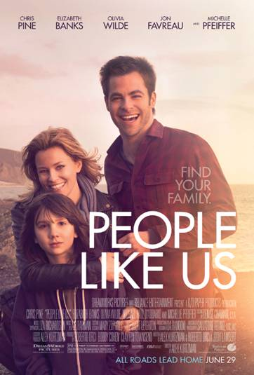 """New """"Family Outing"""" Clip from People Like Us!"""