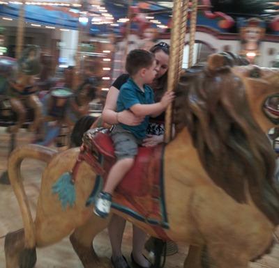 Toddler Carousel