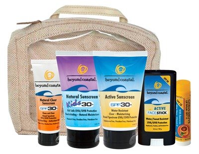 Protect Your Skin Naturally with Beyond Coastal! {Review & Giveaway}