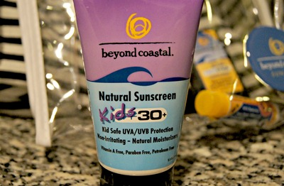 beyond coastal kids sunscreen
