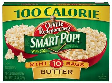 Snack Smart with SmartPop! - {Not Quite