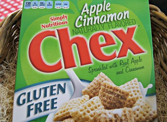 New Apple Cinnamon Chex