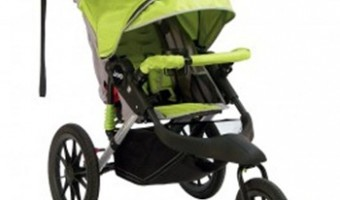 J is for Jeep Jogging Stroller Review & Giveaway!