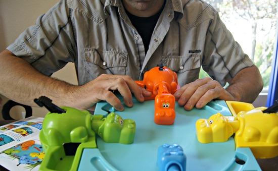 assembling game