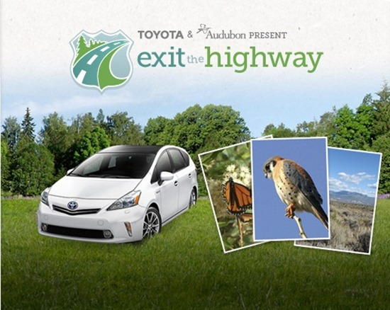 exit the highway