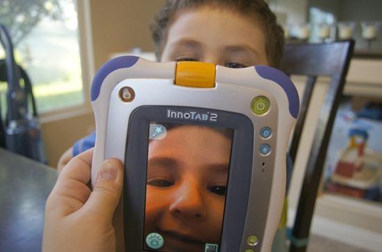 Vtech Innotab 2 rotating camera