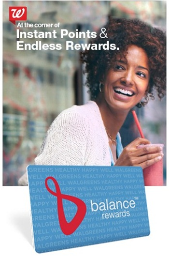 Save Time & Money with Walgreens #BalanceRewards!