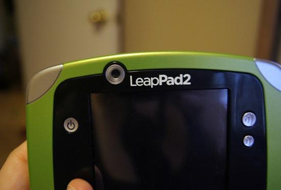 camera leappad2