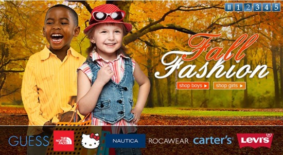 Fall Into Kid's Fashion at #CookiesKids!