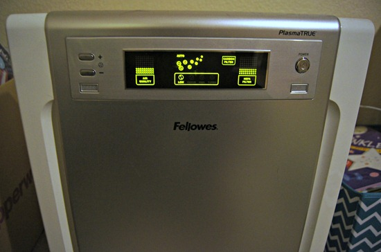 fellowes air purifier 2