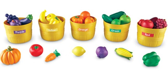 learning resources farmer s market color sorting set review