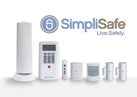 simplisafe wireless home security system giveaway not quite susie homemaker. Black Bedroom Furniture Sets. Home Design Ideas